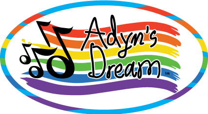 "Adyn's Dream 5"" Oval Bumper Sticker"